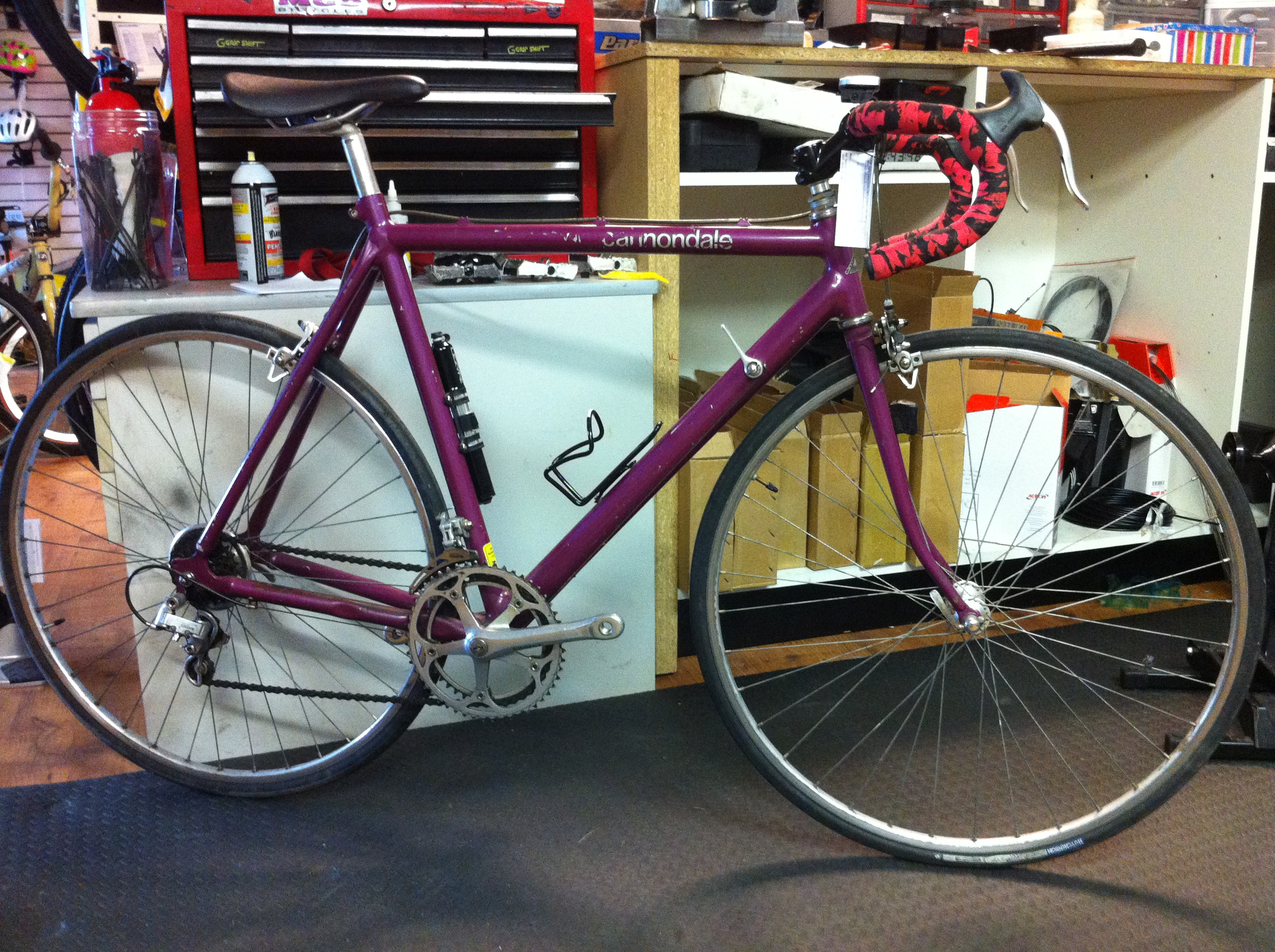 Used Cannondale Road Bike For Sale | Coastal Cycles